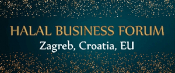 Halal Business Forum 2020. Zagreb (HBF 2020)